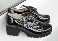 Женские лаковые туфли Selesta