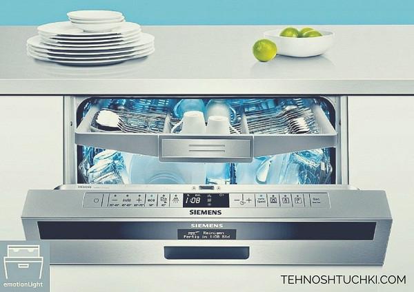 Засоби для посудомийних машин
