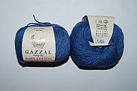 Gazzal Baby cotton - 3431 джинсовый