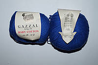 Gazzal Baby cotton - 3421 василек