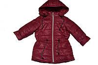 Куртка парка на девочку 4-9 лет Viola