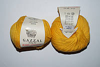 Gazzal Baby cotton - 3417 желтый