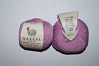 Gazzal Baby cotton - 3422 сиреневый