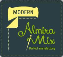 Наполняется  сайт новыми позициями ТМ Almira Mix МОDERN
