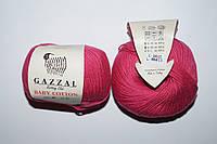 Gazzal Baby cotton - 3415 малиновый