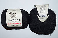 Gazzal Baby cotton - 3433 черный