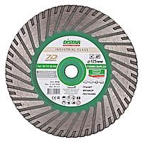 Круг алмазный Distar Turbo Duplex TGS30H 125 мм алмазный диск по граниту для УШМ, Дистар, Украина