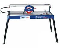 Отрезной станок для плитки Dedra 200 х 25,4 мм, 800 Вт 65см
