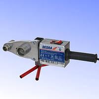 Сварочный аппарат для труб пвх 800 Вт/1500 вт ded7515 Dedra