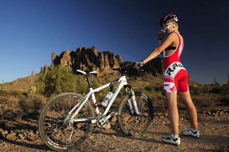 Спортивные женские велосипеды