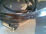 Хомут червячный Norma W2 60-80 мм (нержавеющий), фото 6