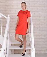 """Женское Красное Платье """"Рози"""" Scandal Sonya (Соня Скандал)"""