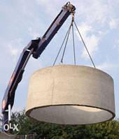 Копаем/докапываем питьевые колодци(чистим)под свои ЖБК-кольца,доставка-монтаж