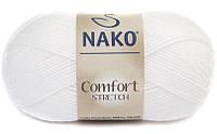 Пряжа для ручного вязания NAKO Comfort Strech (Комфорт Стретч)