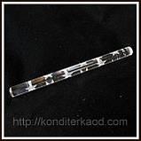 Скалка текстурная для мастики, марципана, теста, полимерной глины маленькая 10 моделей, фото 3
