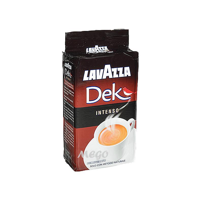 Кофе молотый Lavazza Dek Intenso (Без кофеина), 250 г