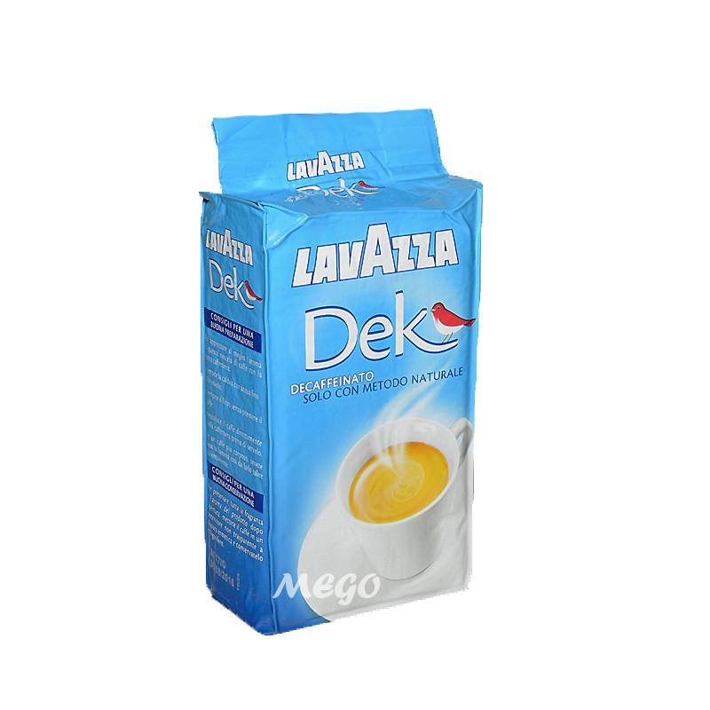 Кофе молотый Lavazza Dek Decaffeniato (Без кофеина), 250 г