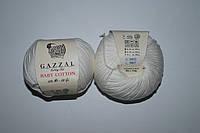 Gazzal Baby cotton - 3410 крем
