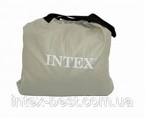 Двуспальная надувная кровать Intex 66754 (2-in-1 Bed) (152х203х23 см.), фото 3