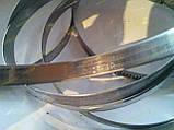 Хомут червячный Norma W2 80-100 мм (нержавеющий), фото 2