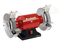 Настольный шлифовальный станок Einhell 400Вт 175 tc-bg 175 red