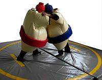 Сумо детский игровой аттракцион для мероприятий