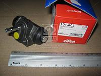 Цилиндр тормозная рабочий (производитель Cifam) 101-603