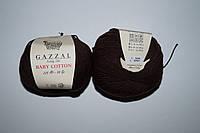 Gazzal Baby cotton - 3436 коричневый
