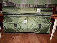 Мягкая накладка + Сумка - рундук для лодочного сиденья