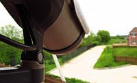 Установка камер видеонаблюдения для дома