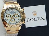 Мужские механические наручные часы Rolex Daytona со всеми работающими (активными) циферблатами