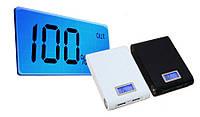 Портативное зарядное Power Bank 11000 mah LCD дисплеем