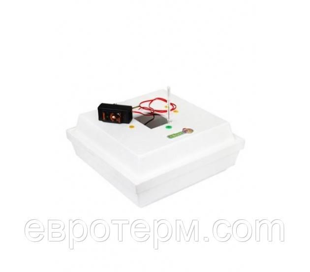 Инкубатор Рябушка-2 механический переворот 70 яиц, цифровой терморегулятор