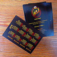 Виготовлення кишенькових календариків під замовлення