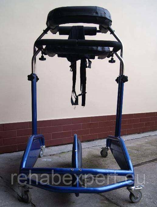 Б/У X-Stander Мобильный Динамический Вертикализатор для взрослого человека с весом до 95 кг.