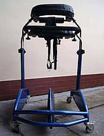 Б/У X-Stander Мобильный Динамический Вертикализатор для взрослого человека с весом до 95 кг. , фото 1