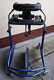 Б/У X-Stander Мобильный Динамический Вертикализатор для взрослого человека с весом до 95 кг. , фото 2