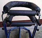 Б/У X-Stander Мобильный Динамический Вертикализатор для взрослого человека с весом до 95 кг. , фото 5