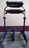 Б/У X-Stander Мобильный Динамический Вертикализатор для взрослого человека с весом до 95 кг. , фото 6