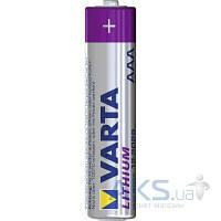 Элемент питания Varta Professional Lithium (LR03) 1шт.