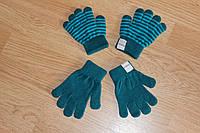Перчатки детские Бирюза 1 - 6 лет