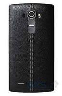 Задняя часть корпуса (крышка аккумулятора) LG G4 F500 / G4 H810 / G4 H811 / G4 H815 / G4 H818 / G4 LS991 / G4 VS986 Leather Black