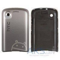 Задняя часть корпуса (крышка аккумулятора) HTC Tattoo A3232 Original Grey