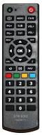 Пульт для телевизионных тюнеров Strong SRT-8502 DVB-T2 цифровое телевидеие