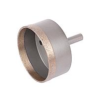 Сверло алмазное (коронка) Distar 68 мм САСК 68x24xd10 Hard Ceramics подрозетник по керамической плитке, Дистар
