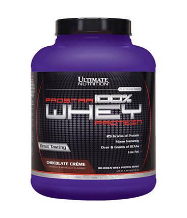 Протеїн 100% Prostar Whey Protein Ultimate Nutrition, фото 2