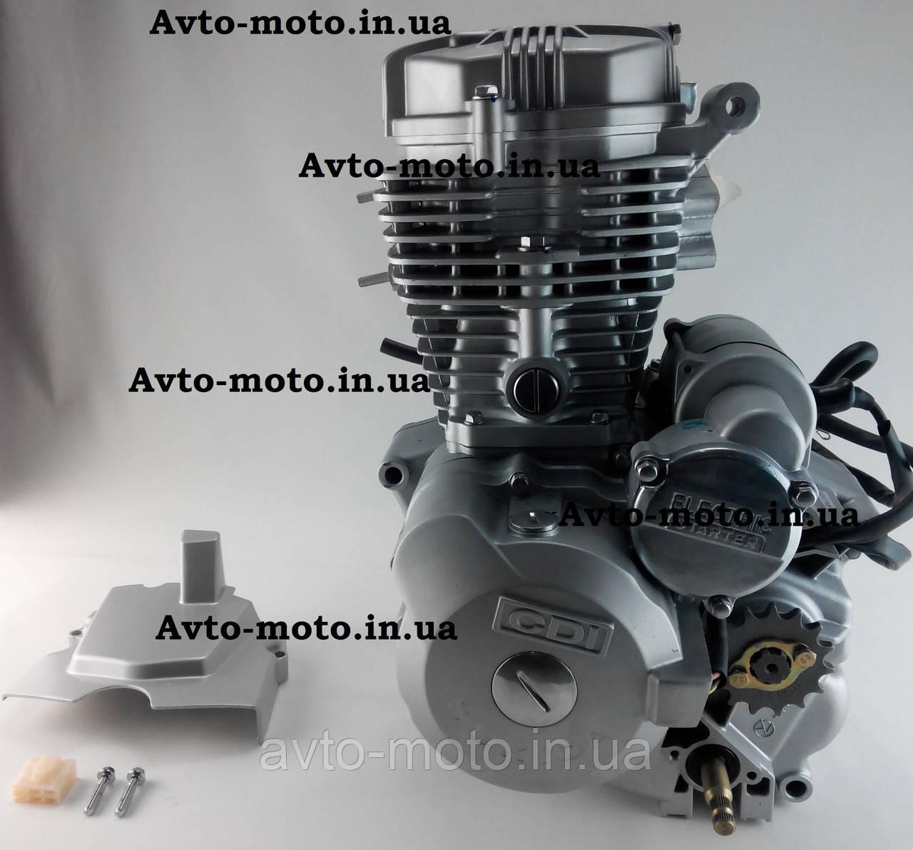 Двигатель мотоцикл СG-125 см3 (Минск)