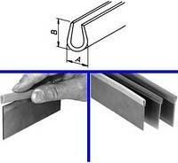 Защита проводов, кабелей, края метала