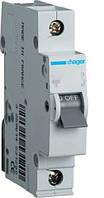 Автоматический выключатель (1p, 6А) Hager MB106A