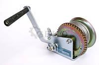 Ручная лебёдка блок-картер для двигателя 850 кг, 10м, ссылки Geko